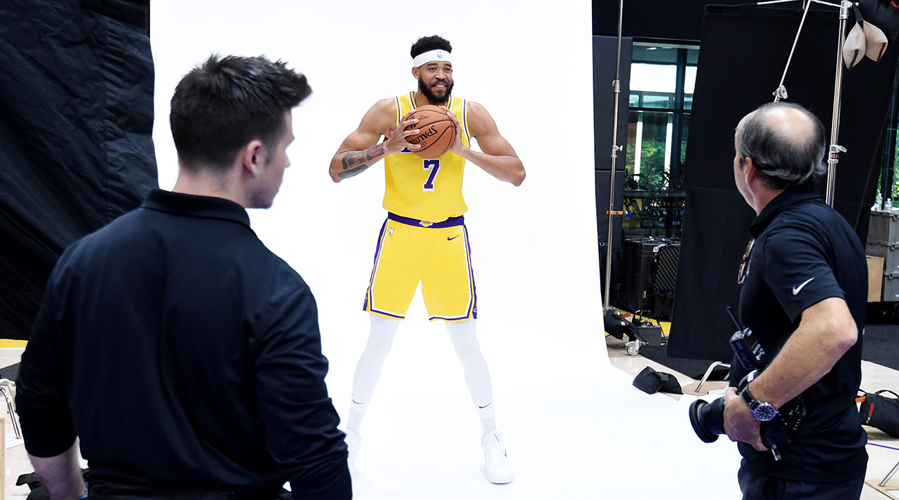 2018-19 Los Angeles Lakers Media Day