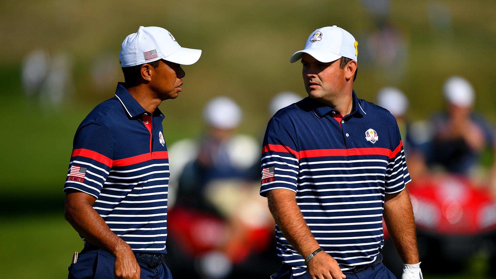 Tiger Woods Patrick Reed Ryder Cup Pairing