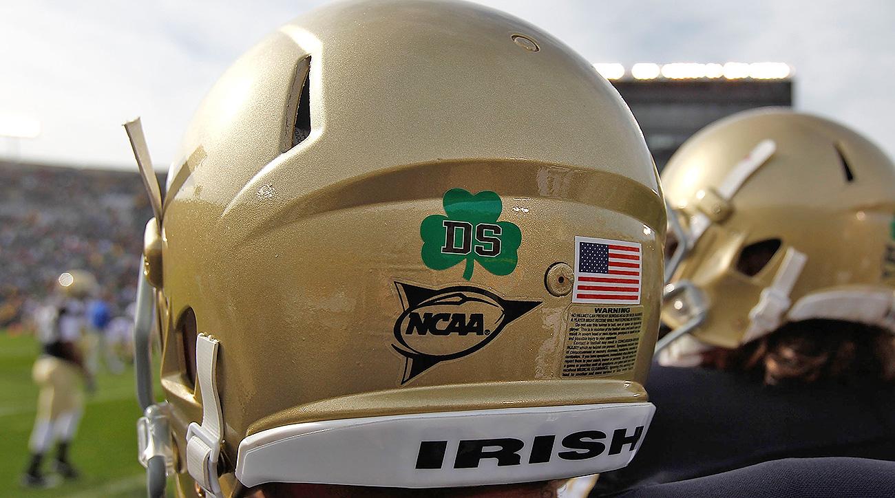 Notre Dame Declan Sullivan