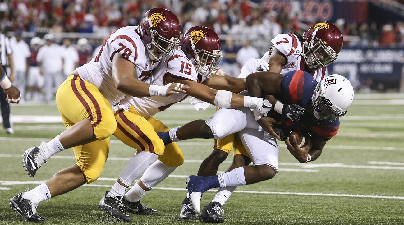 USC vs. Arizona