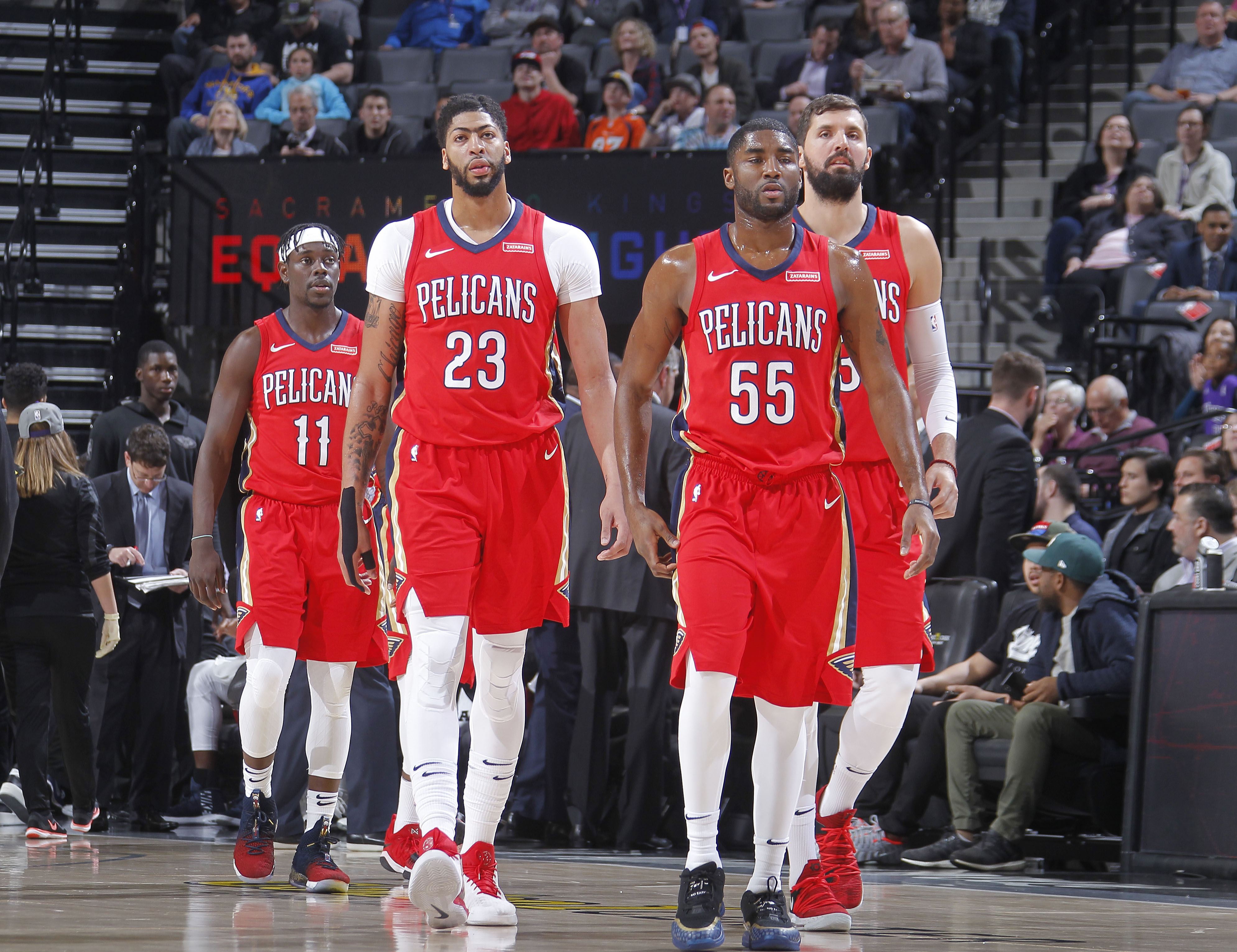 Is Anthony Davis s tenure in New Orleans nearing an end   070376abc