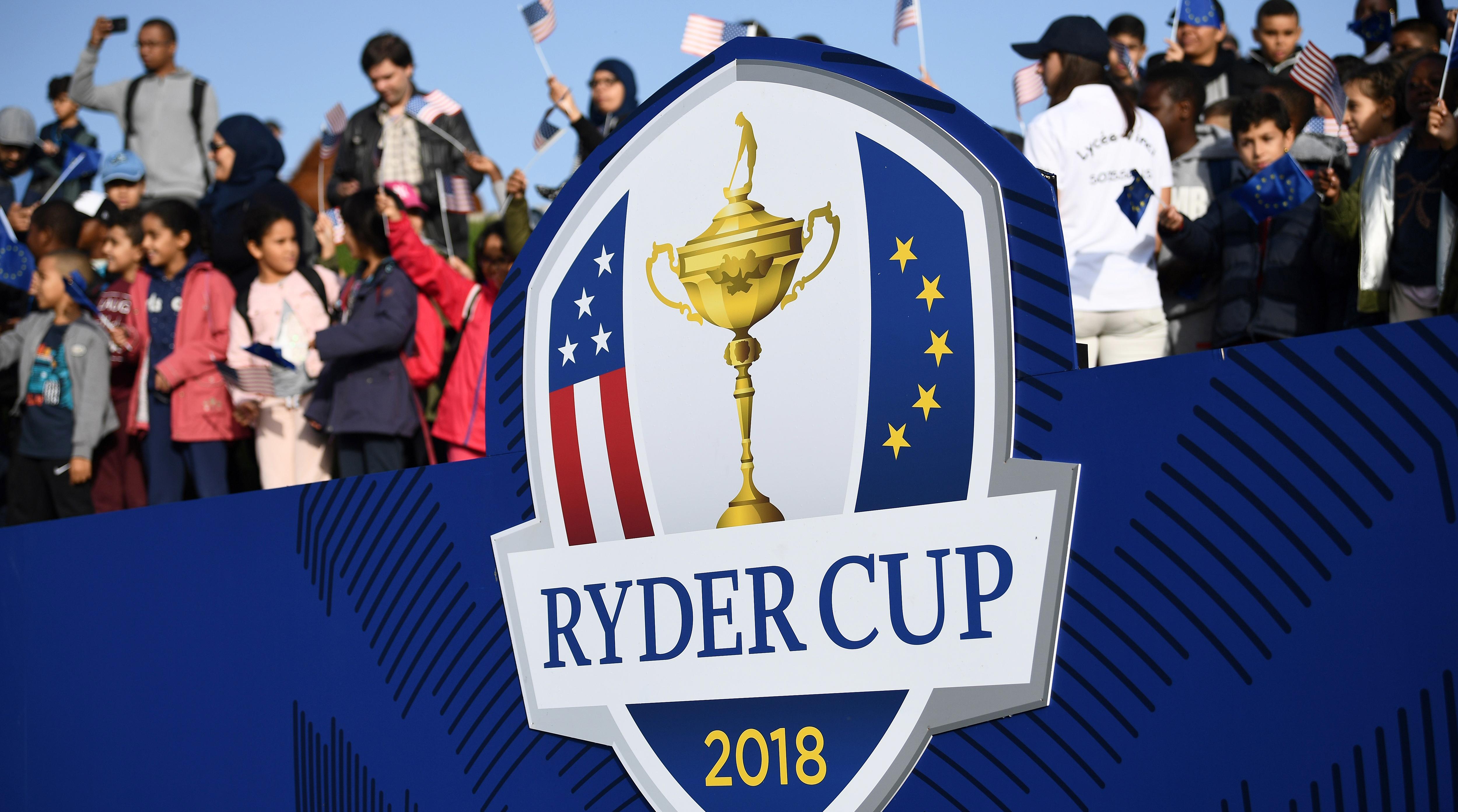 GOLF-RYDER-CUP