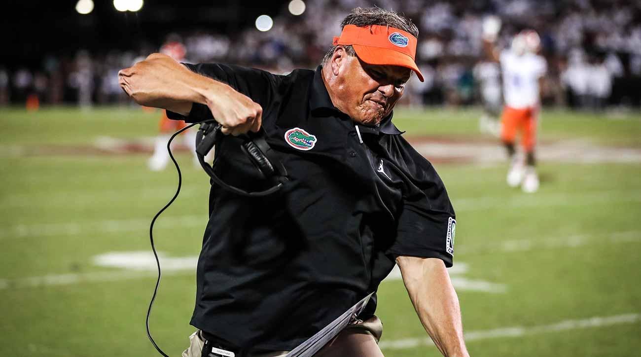 Todd Grantham: Florida defensive coordinator dialing up ways to stop LSU