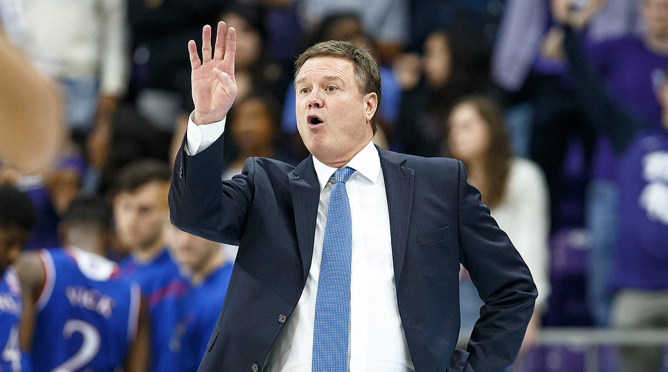 Kansas Bill Self