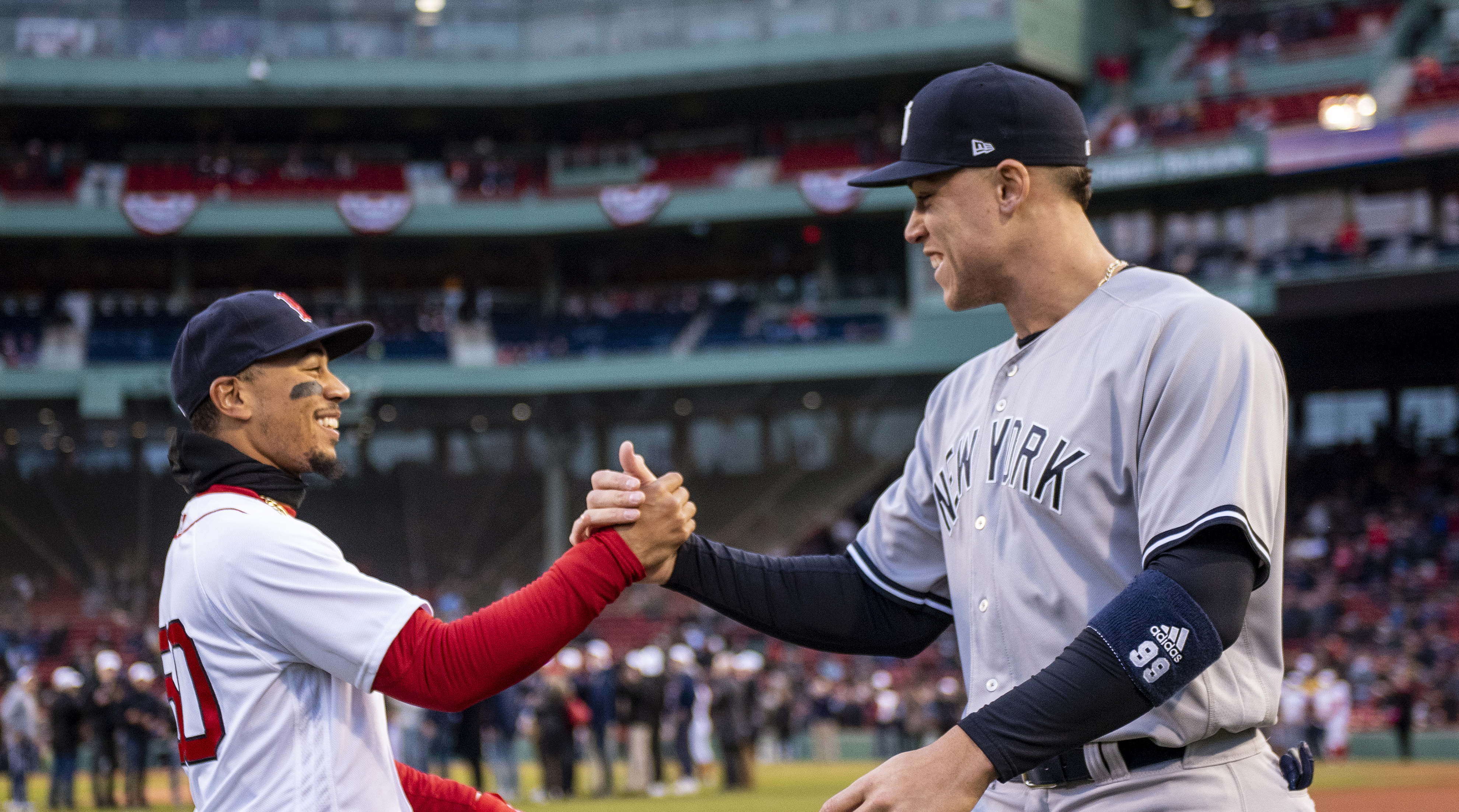 red sox vs yankees postseason history: here's how it's played out