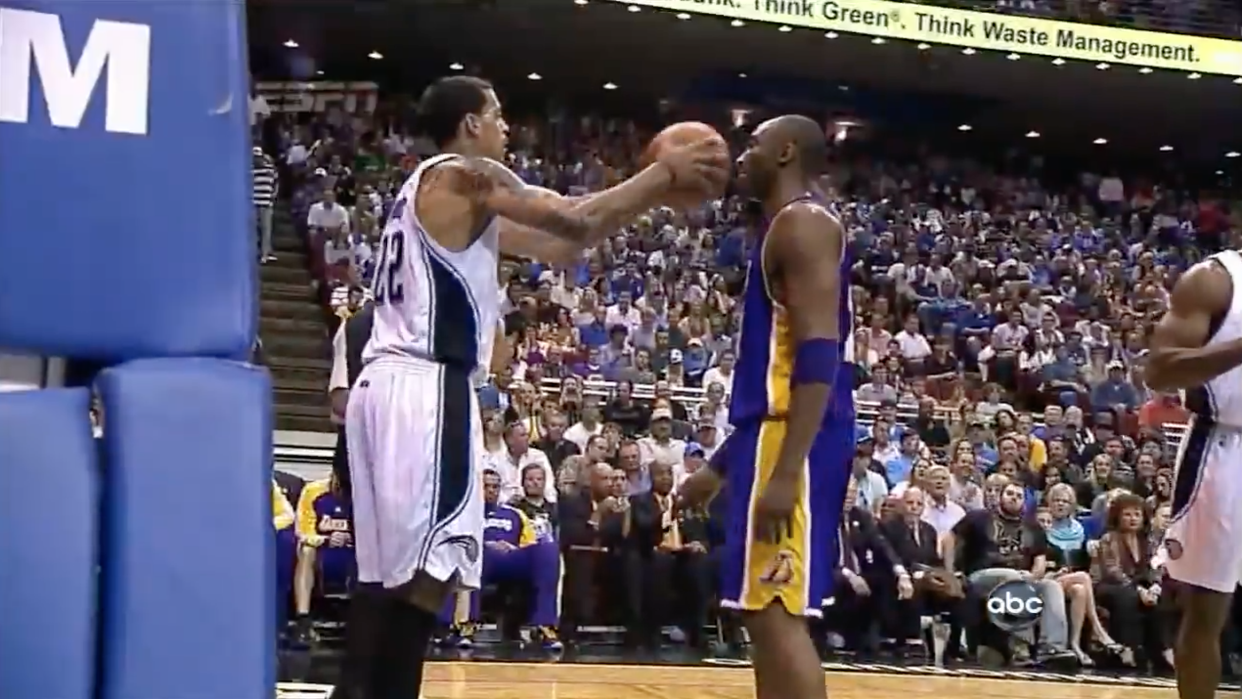 Kobe Bryant-Matt Barnes GIF: Barnes comments on new angle (video)