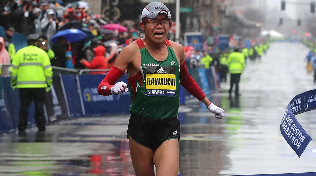 yuki kawauchi chicago marathon 2018