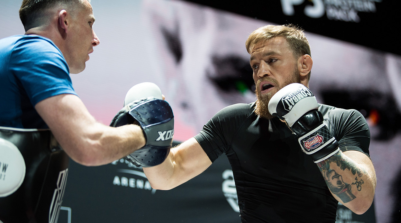 UFC 229: Open Workouts