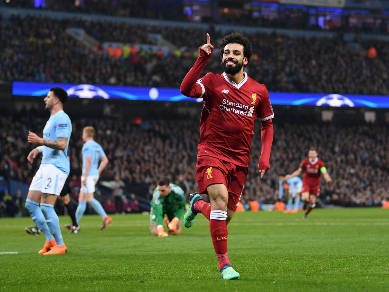 Liverpool hosts Manchester City in a key Premier League clash