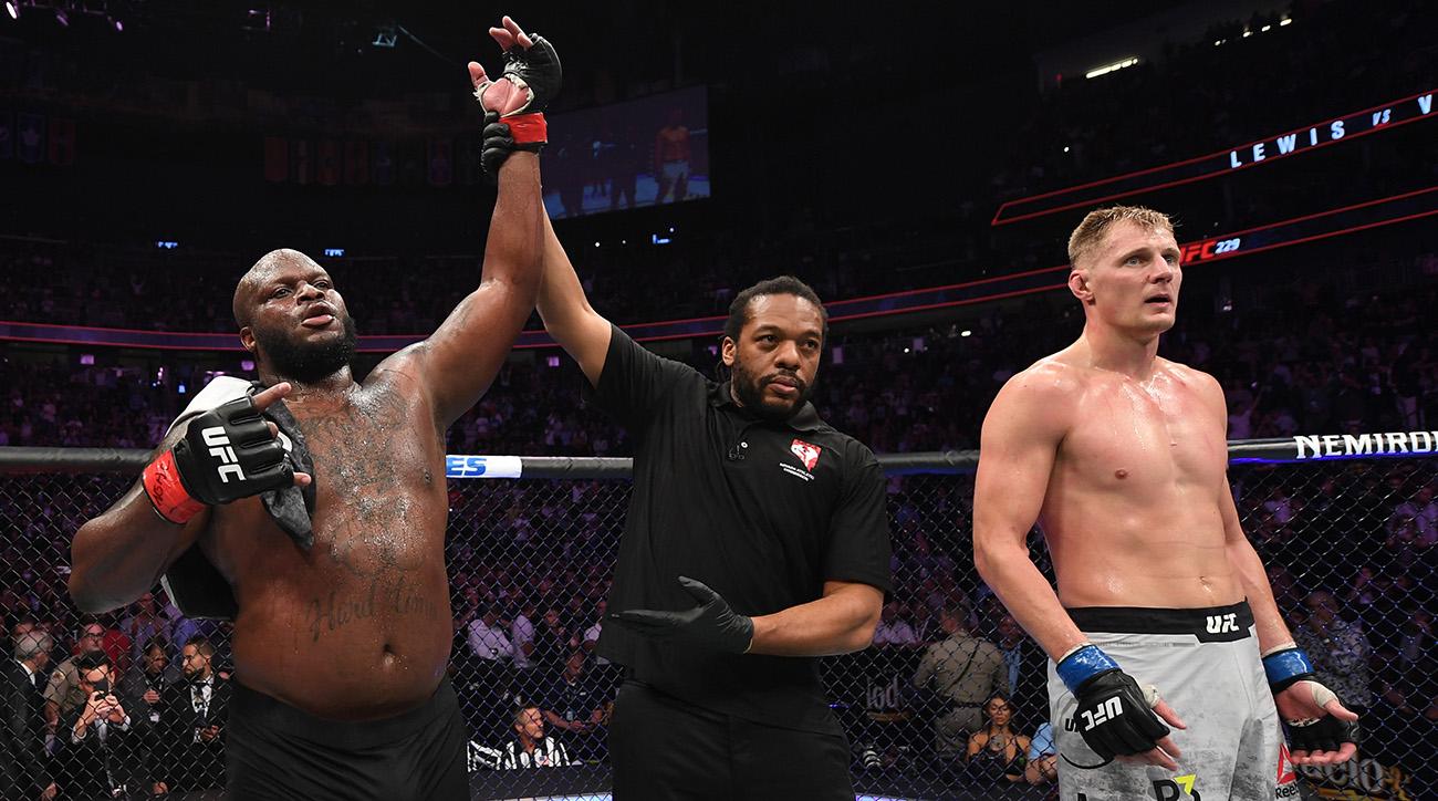 alexander volkov, Derrick lewis, UFC 229, donald trump, russia, united states