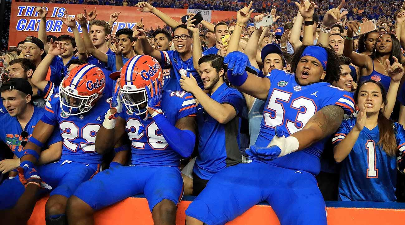 Florida vs. LSU: Gators upset unbeaten Tigers under Dan Mullen