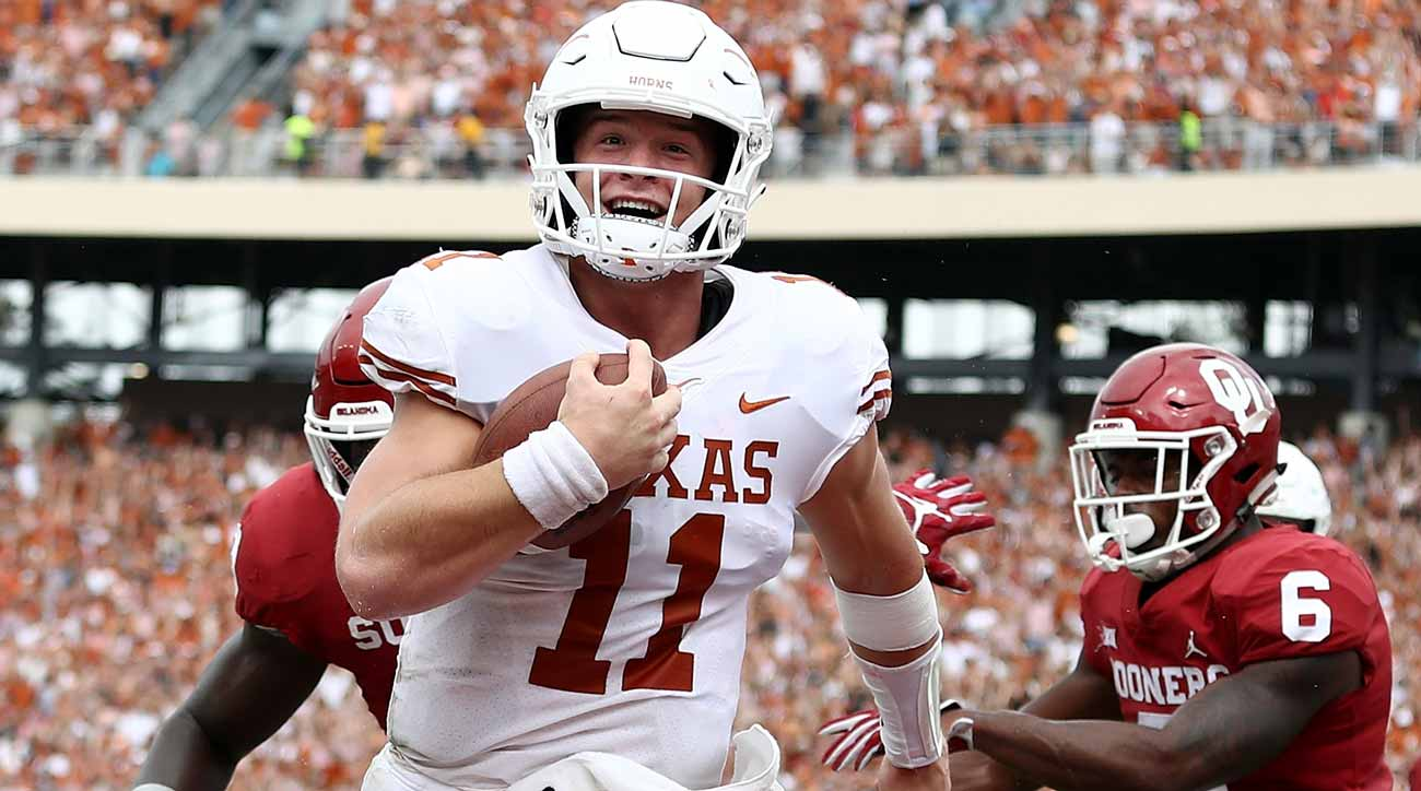 Oklahoma vs. Texas: Final score, highlights from Red River rivalry