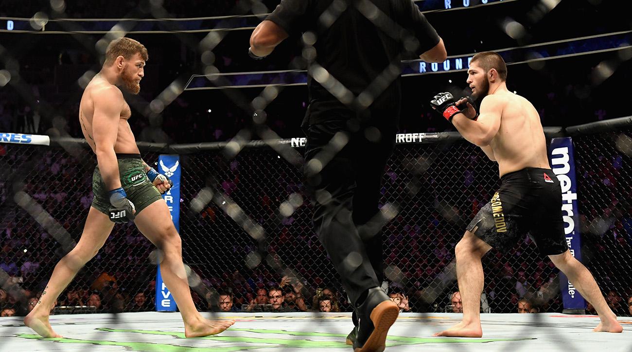 Khabib McGregor brawl, will there be a Khabib McGregor rematch, Khabib McGregor rematch, Khabib nurmagomedov, conor mcgregor