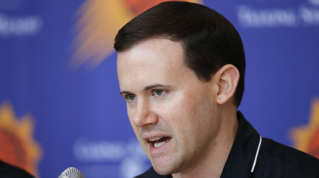 Suns fire general manager McDonough