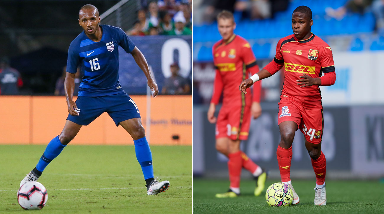Julian Green and Jonathan Amon could have big roles to play for the U.S. vs. Colombia and Peru