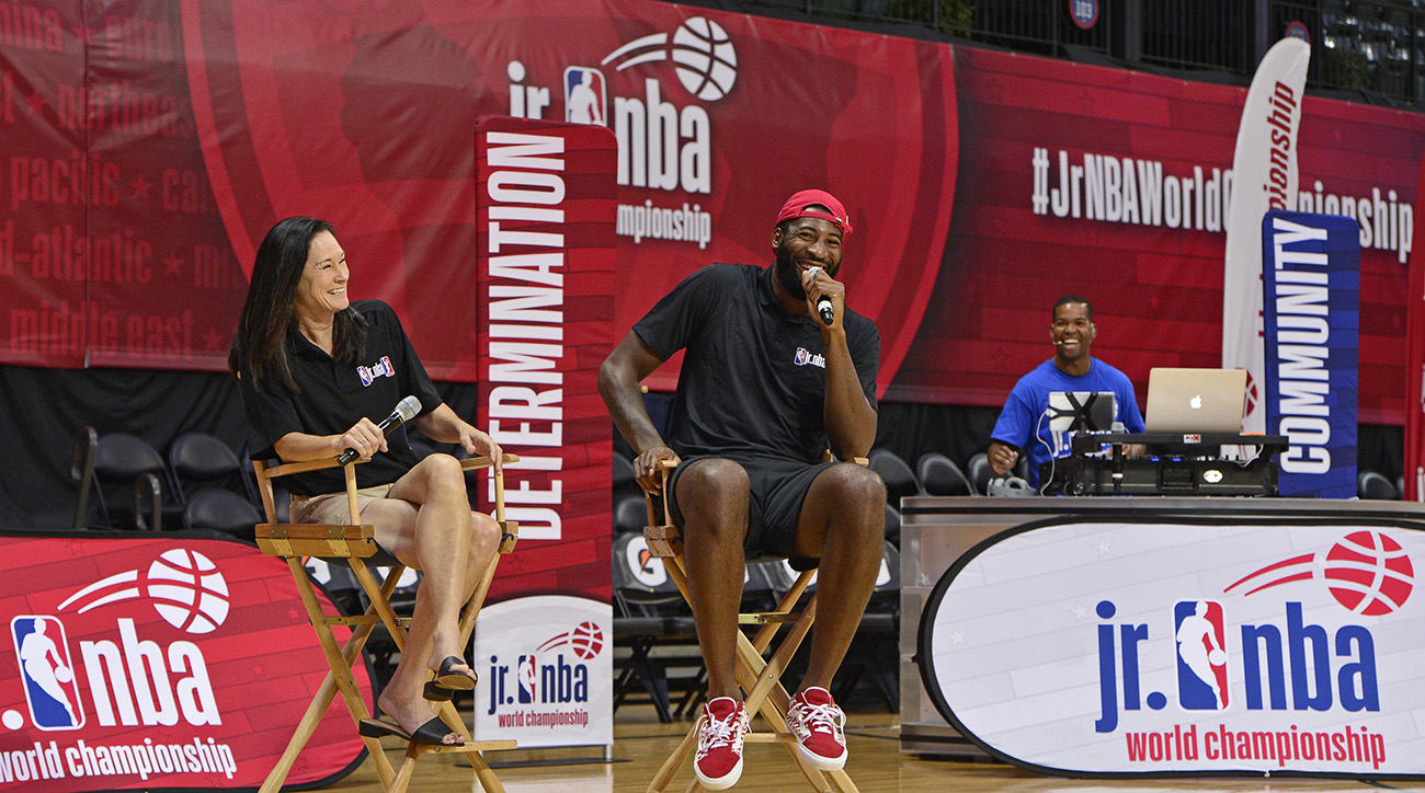 Jr. NBA World Championships - Opening Ceremony