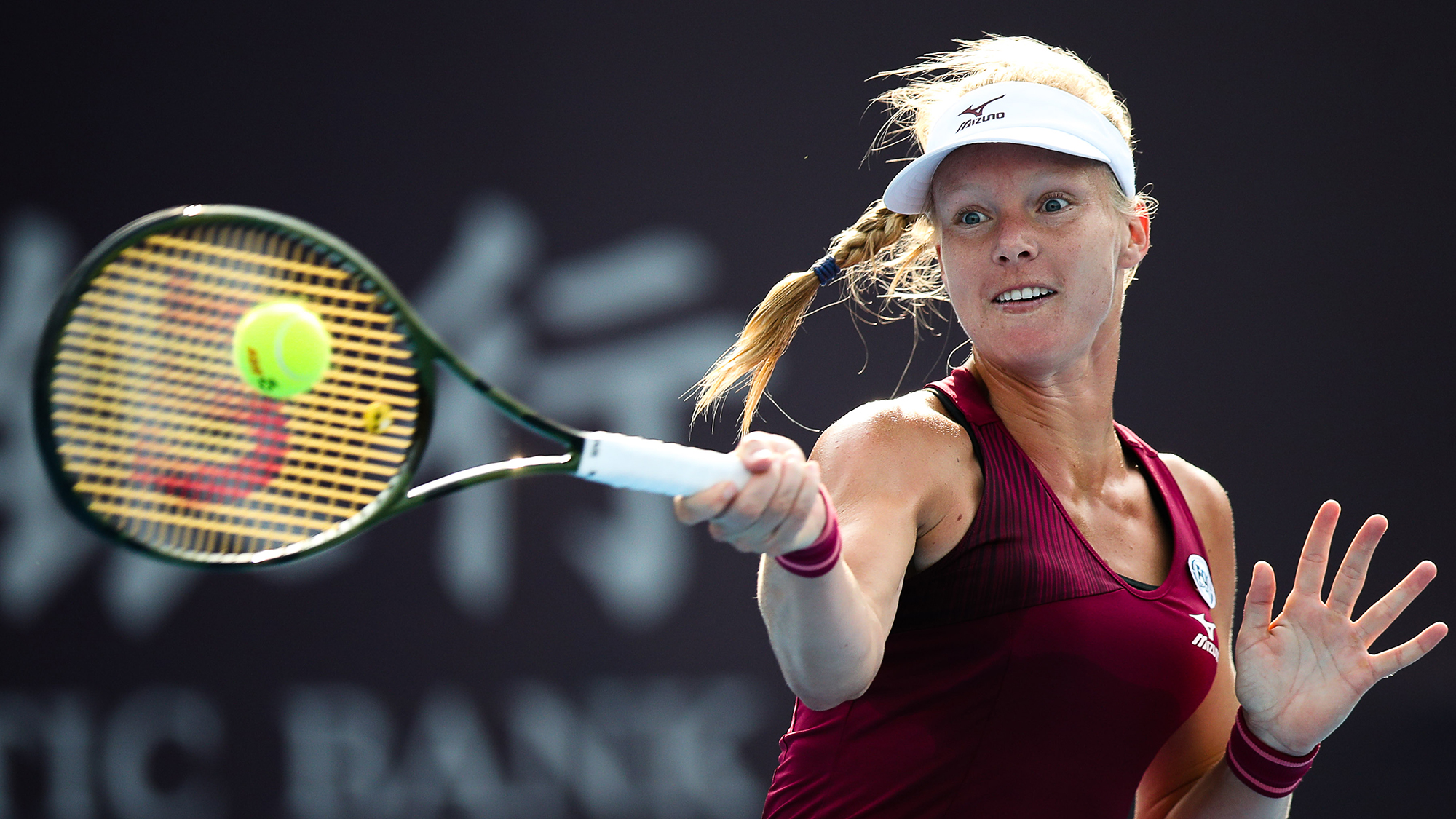 Kiki Bertens comeback player of the year wta awards