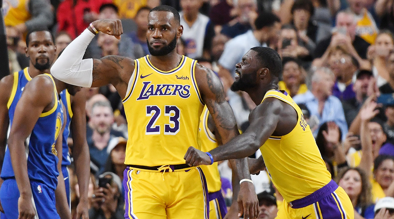 Will LeBron s Lakers be anything more than a spectacle   834954f71