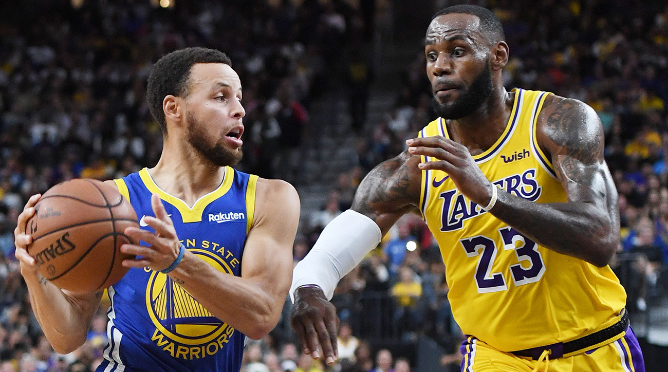 Warriors or Lakers  NBA entertainment rankings for 2018-19  10101bba4