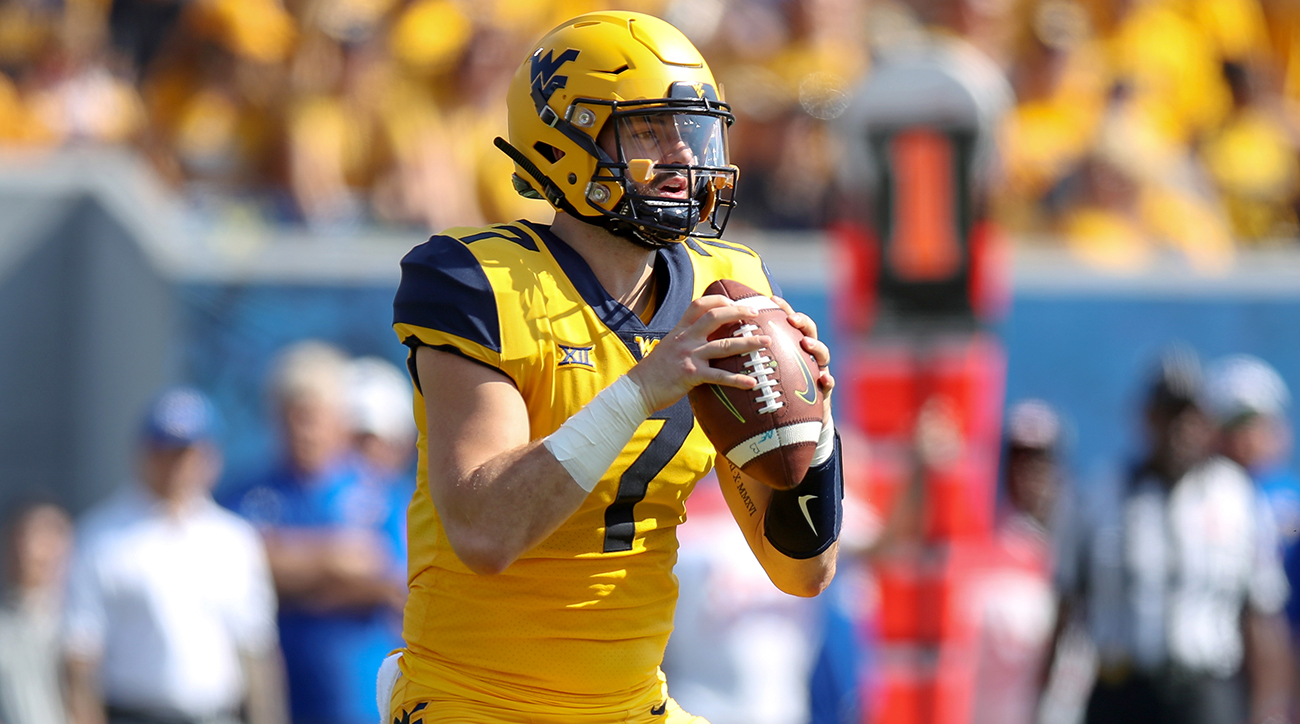 West Virginia QB Will Grier