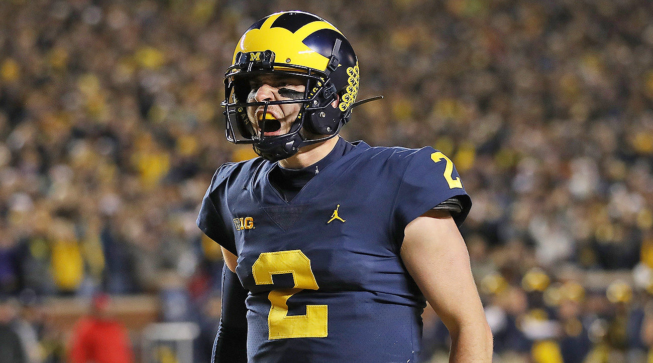 Michigan Shea Patterson