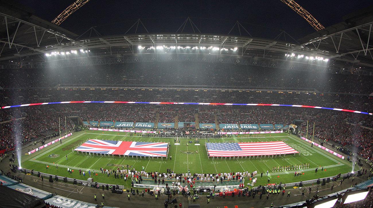 AMERICAN FOOTBALL : NFL - London International Series - Jacksonville Jaguars v San Francisco 49ers