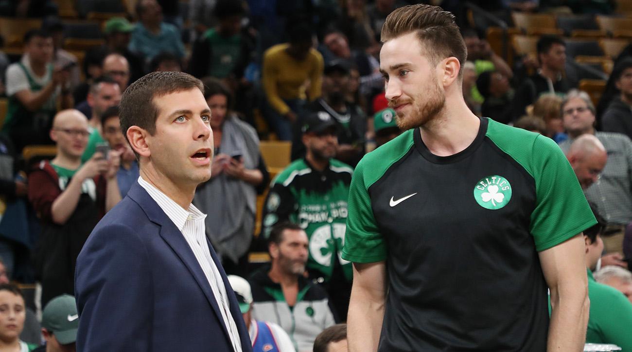 NBA Preseason: Cleveland Cavaliers Vs Boston Celtics At TD Garden