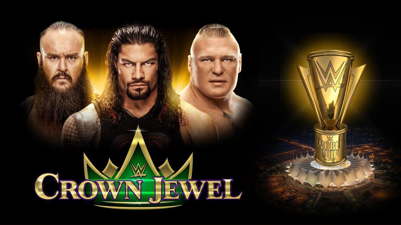 WWE Crown Jewel: Saudi Arabia show clouded by controversy