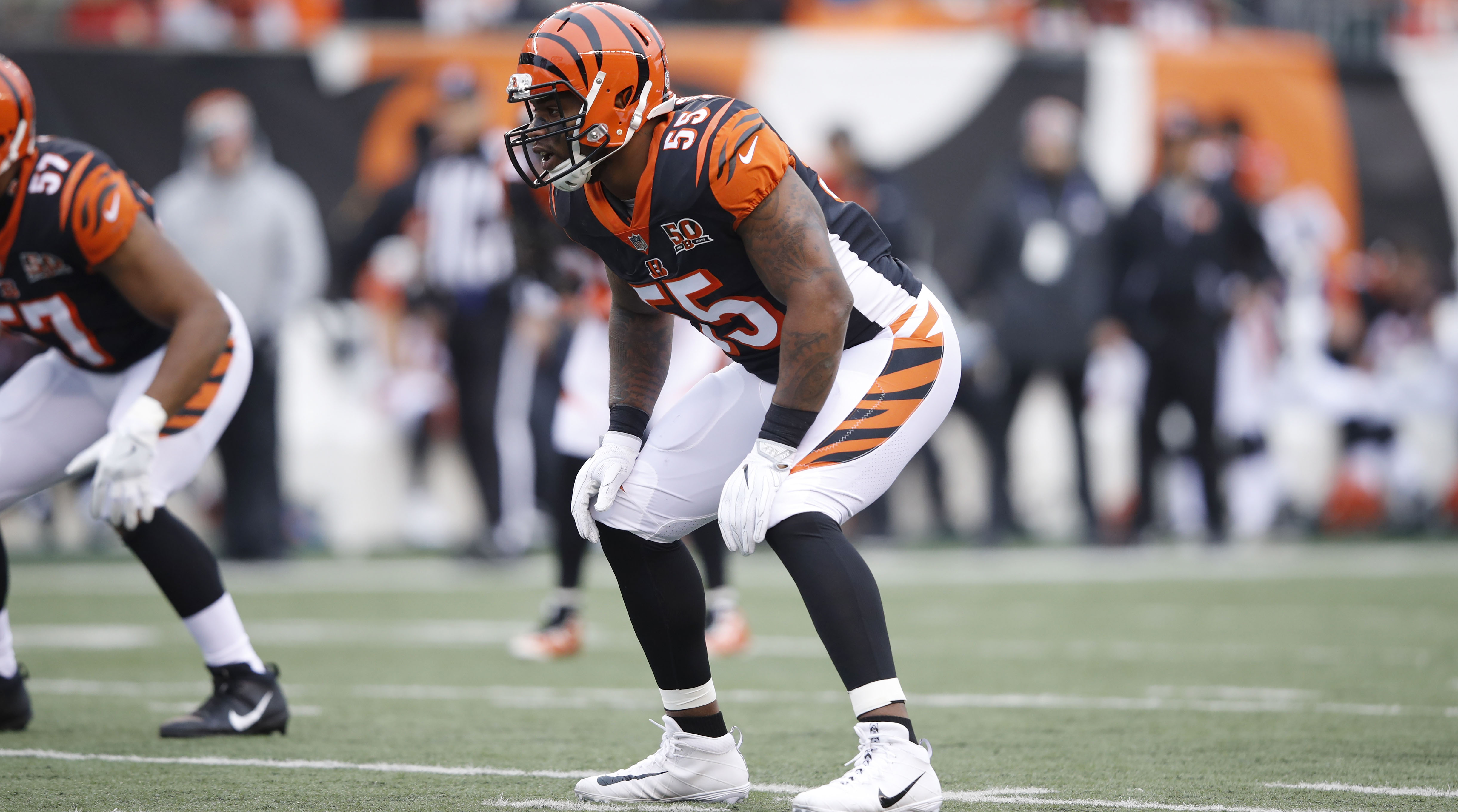 Vontaze Burfict hits getting reviewed by NFL