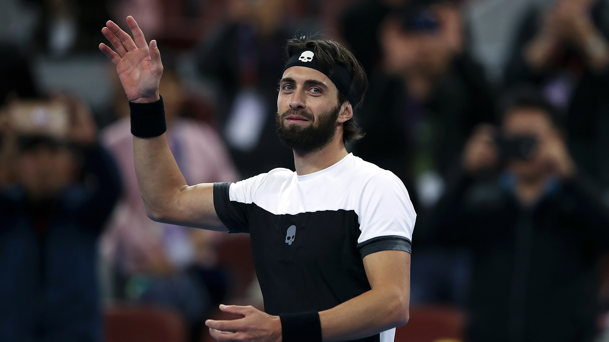 Nikoloz Basilashvili most improved player