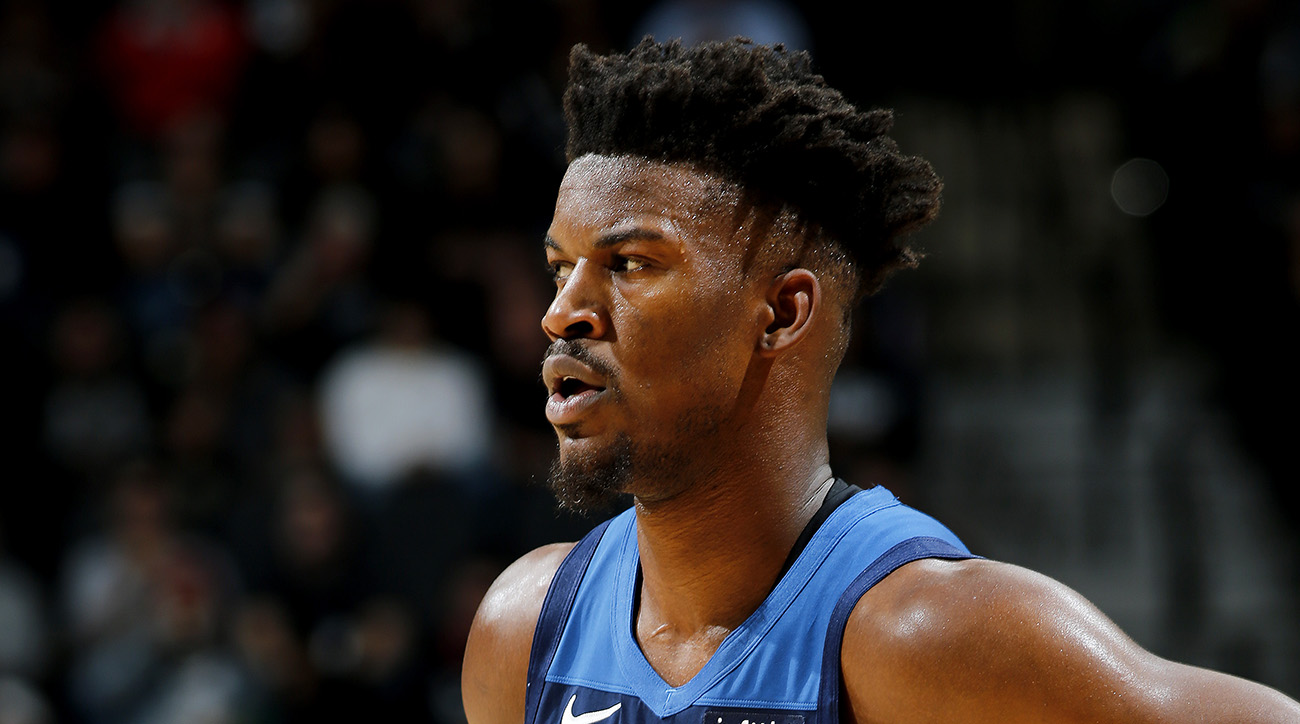 Pat Riley Told Heat Players He's 'Pulling the Plug' on Jimmy Butler Deal   Sports Illustrated