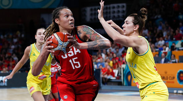 brittney griner sounds off on new gleague contracts