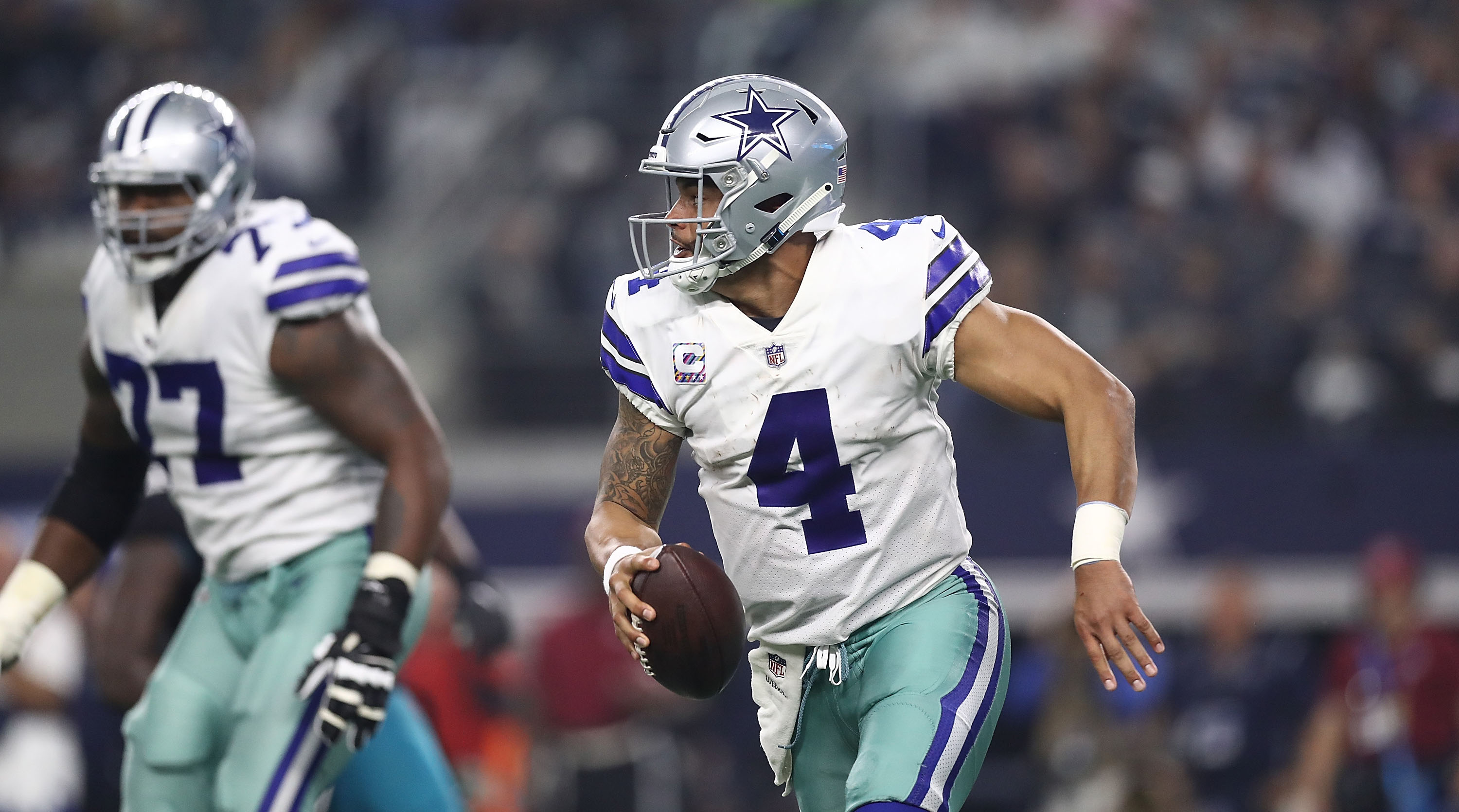 Jerry Jones: Dak Prescott Is More Than a 'Bus Driver' in Cowboys' Offense   Sports Illustrated