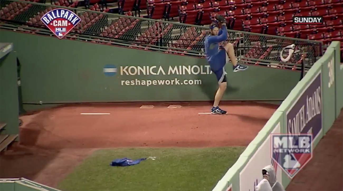 Clayton Kershaw, dodgers, los angeles dodgers, red sox, boston red sox, fenway park, world series, 2018 world series