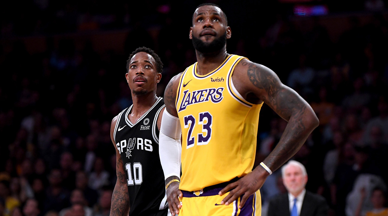 Lebron James 2018 Lakers: LeBron, Lakers Searching For Answers After Blowing