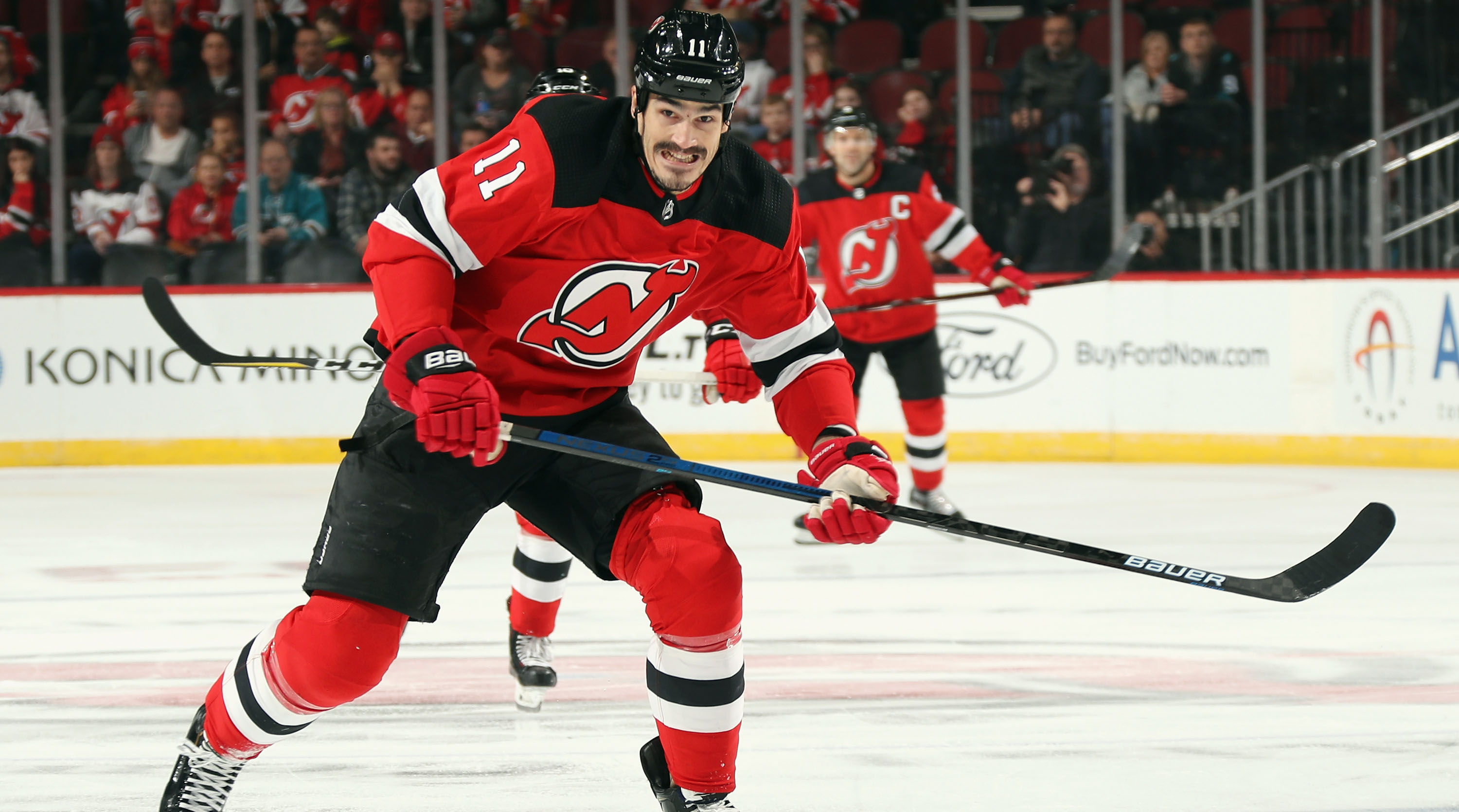 reputable site 04304 ebe25 Devils' Brian Boyle says cancer is in remission | SI.com