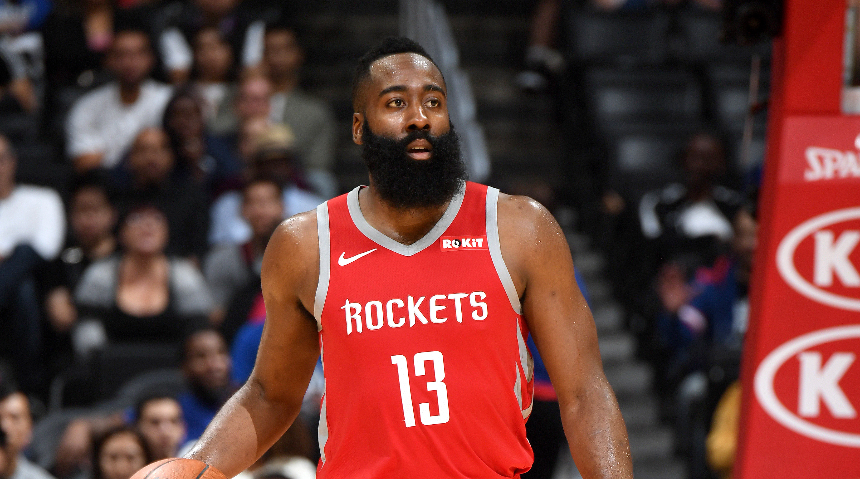 James Harden injury Hamstring strain sidelines guard for two games  SI.com
