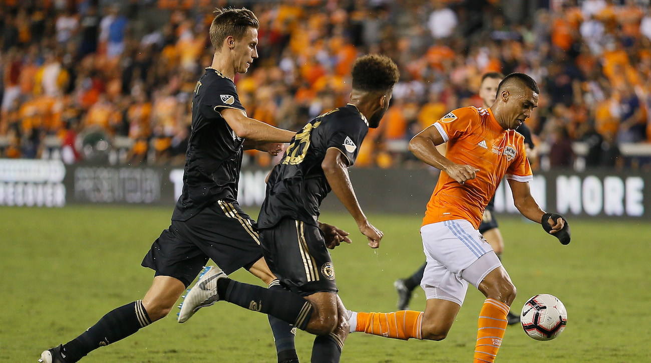 houston dynamo cultivates energetic atmosphere si kids
