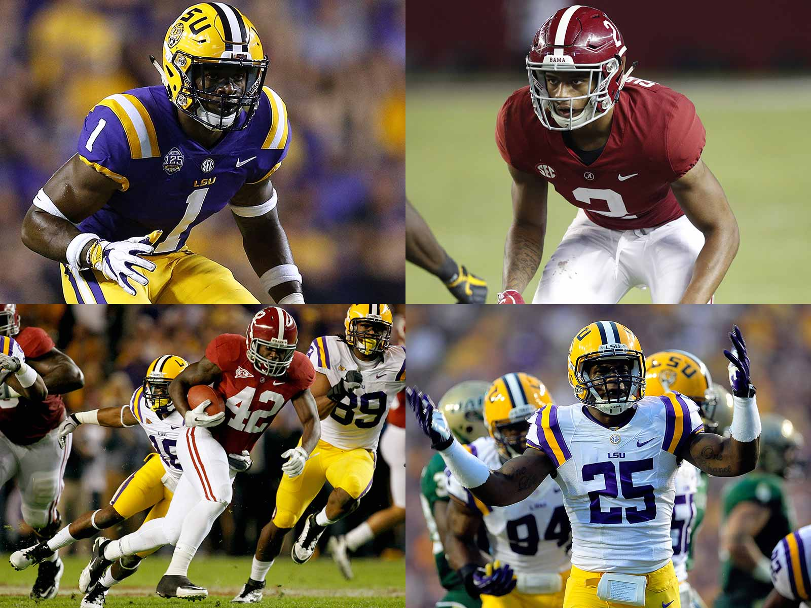 4cf7aac6c Alabama and LSU can both claim key head-to-head recruiting victories this  decade