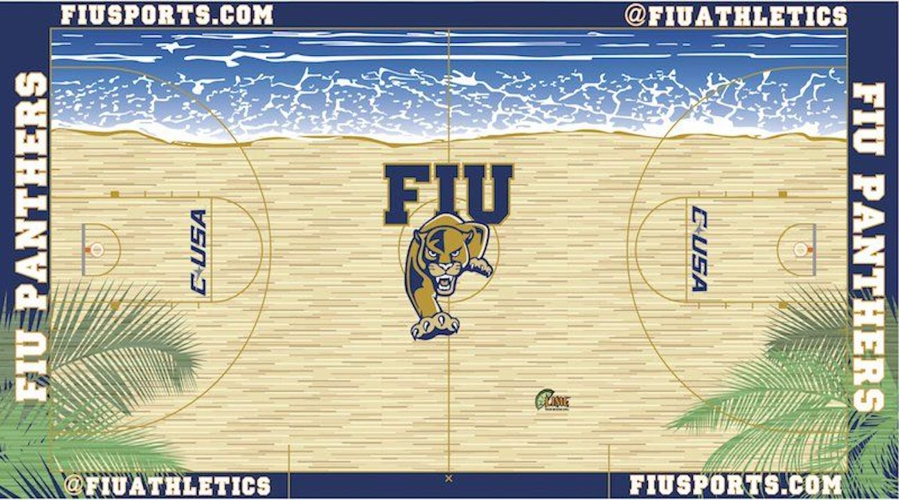 fiu-basketball-court