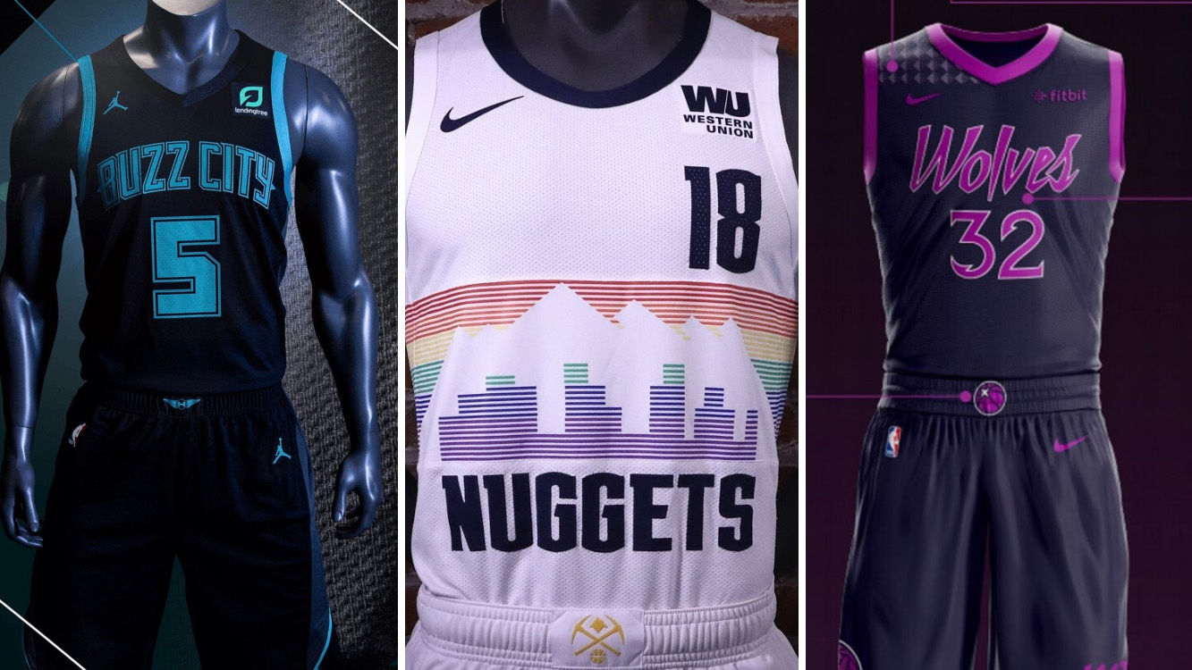 b4e4ff21182 NBA City Edition jerseys: Best, worst uniforms (photos) | SI.com