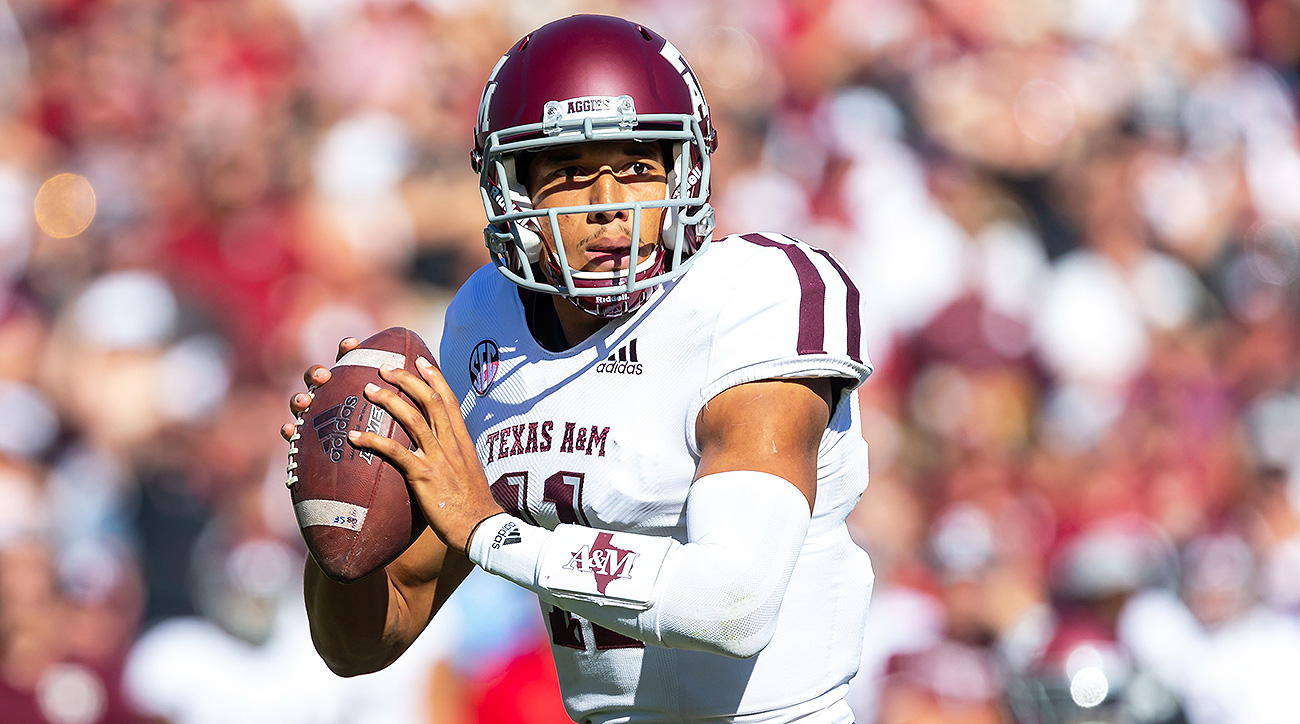 Texas A&M Kellen Mond