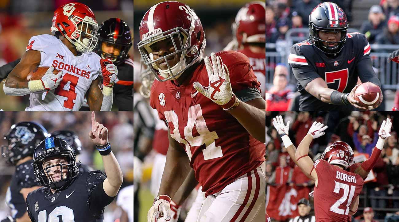 College Football Rankings Week 11: Scenarios for Ohio State, UCF, Washington State