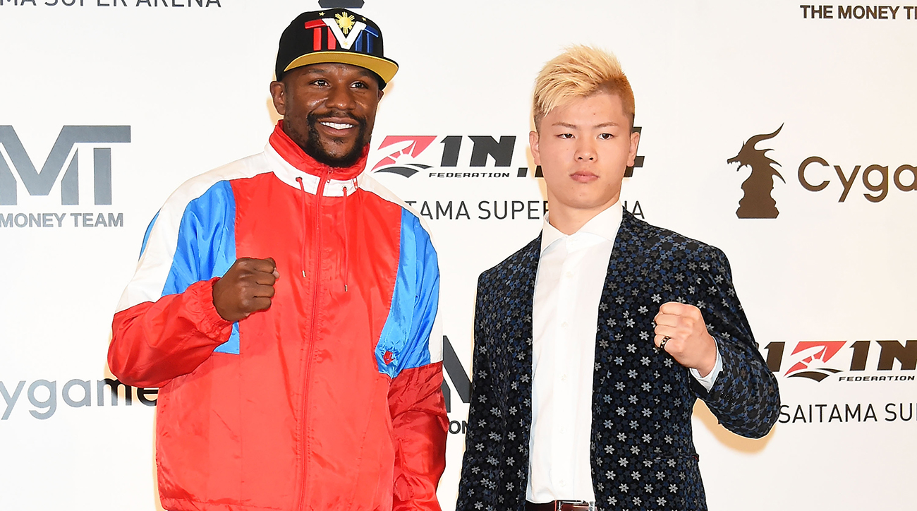 Rizin Fighting Federation Press Conference