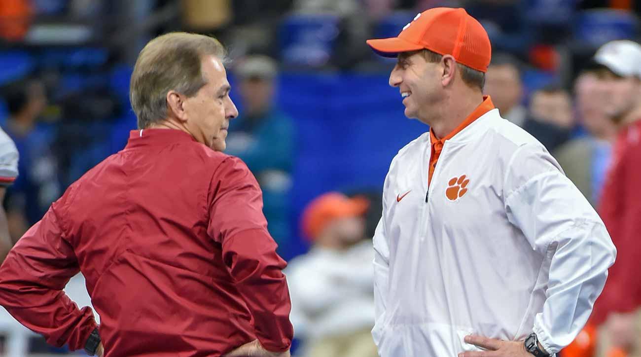 Coaches Poll Top 25: Why one coach put Clemson No. 1 over Alabama