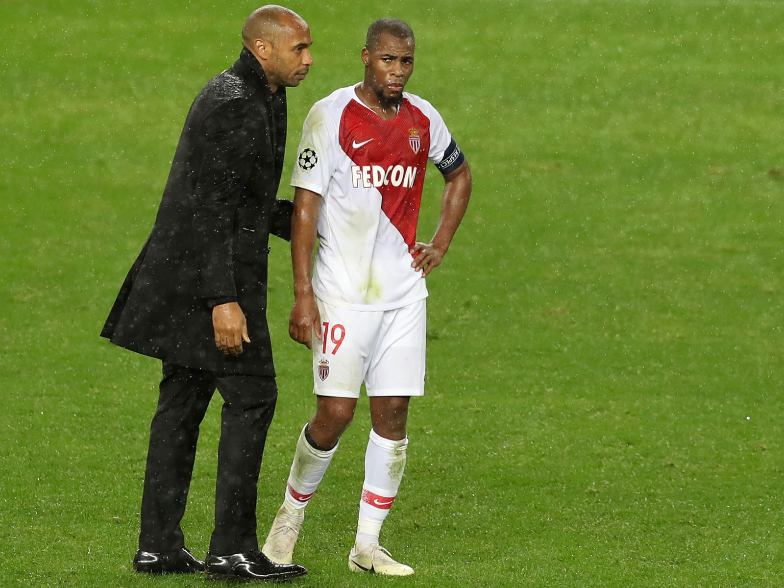Thierry Henry and Monaco lose again in Champions League