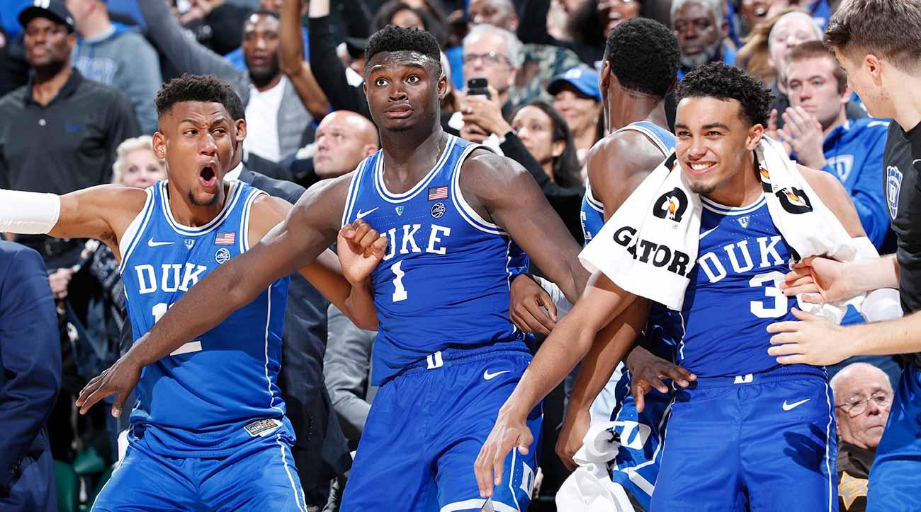 Duke vs. Kentucky: Zion Williamson, RJ Barrett and the Blue Devils' ceiling