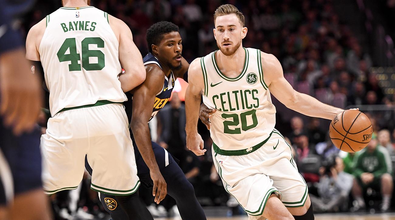 DENVER NUGGETS VS BOSTON CELTICS, NBA