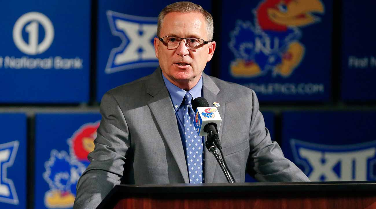 Kansas football coaching search: Jeff Long's potential candidate list