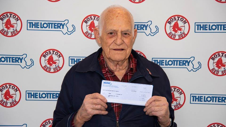 Friday's Hot Clicks: Red Sox Fan Wins Lottery Jackpot by Picking Players' Jersey Numbers